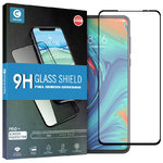 Full Coverage Tempered Glass Screen Protector for Xiaomi Mi Mix 3 5G - Black